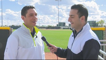 Rangers Spring Training: 1-on-1 with GM Jon Daniels