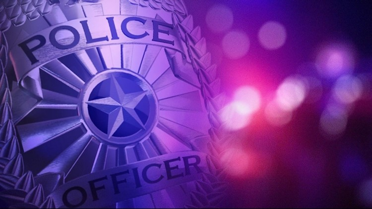 Officers with the Dallas Police Department responded to a disturbance call on the 3200 block of Bellville Drive shortly after 9 p.m. on Wednesday.