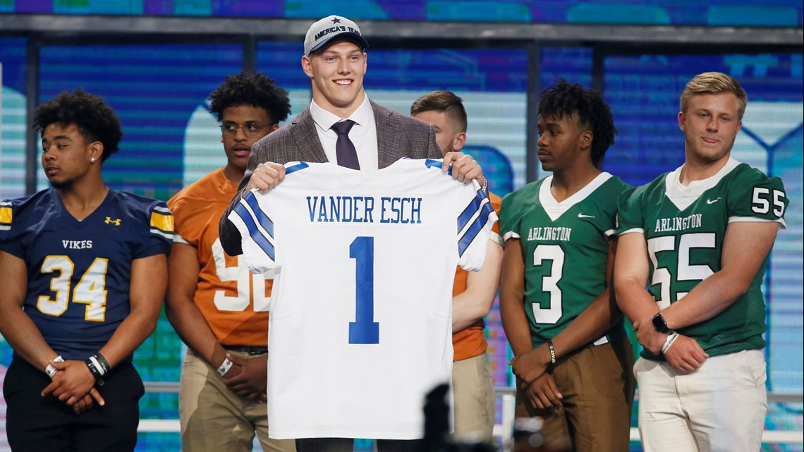 Cowboys first-round draft pick   I was the missing piece of the puzzle   4b5d3622e