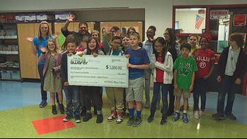 WFAA's Project Green Eco-Educator winner: Science teacher Mark Georges