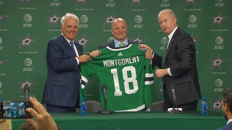 Fired Dallas Stars coach Jim Montgomery enters rehab for alcohol abuse