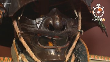 Largest samurai collection outside of Japan is in Dallas