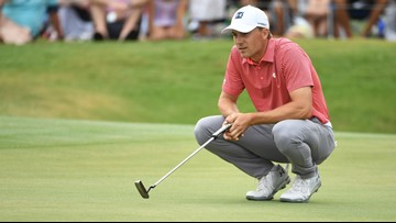 Spieth getting closer, posts second straight Top 10