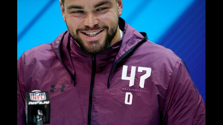 Connor Williams has been a Dallas Cowboy for less than three weeks but he's already impressing his offensive linemen teammates