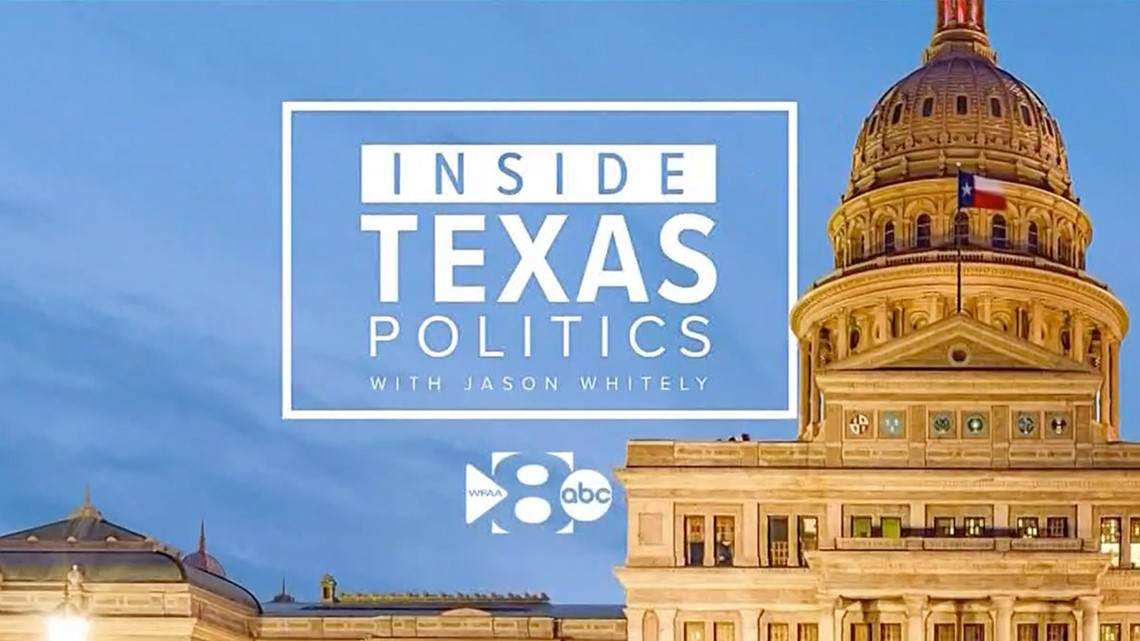 Inside Texas Politics (9/2/18) | wfaa.com