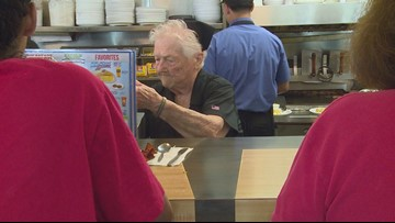 Waffle House wonder: North Texas woman nearing 50 years serving breakfast in Richardson