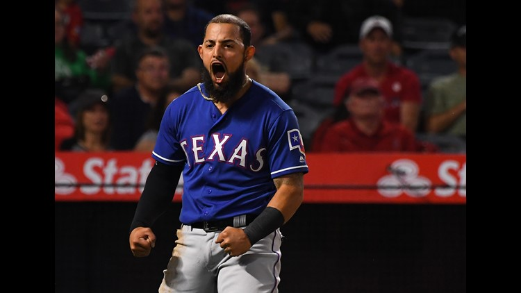 After 20 games in 20 days, the Rangers hope a return to Arlington and a day off will cure what has been ailing the offense