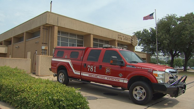 Several Dallas fire stations don't have a working air conditioner, DFFA says