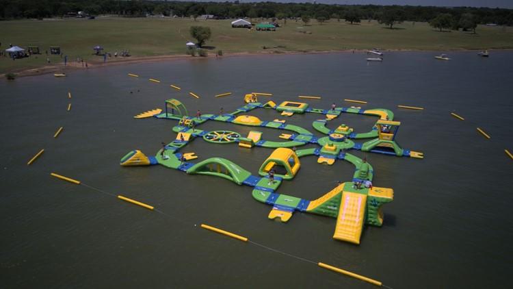 Did you know, Dallas: Altitude H2O