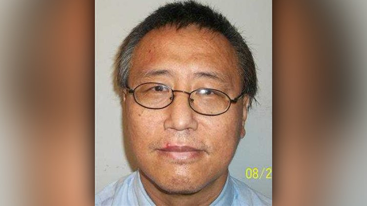 George Guo, 56, was arrested Wednesday in Houston, according to the Dallas County district attorney's office. He had been twice convicted on burglary charges in alleged attempted sexual assault cases.