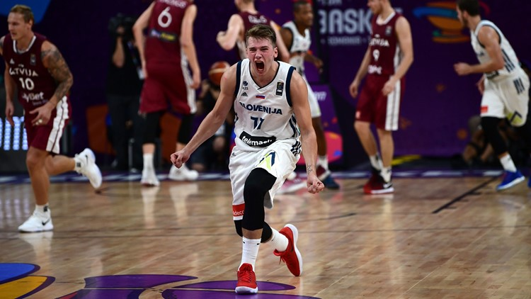 Luka Doncic at forefront for Atlanta Hawks at 3rd overall