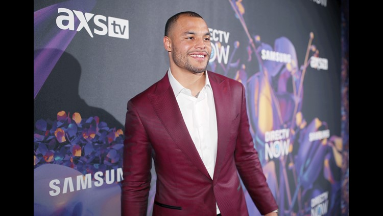 Dak Prescott is comfortable with the shake up the Cowboys have had at the receiver positions