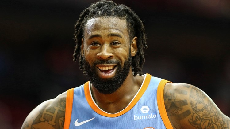 Deandre Jordan Is Finally Destined For The Mavs And