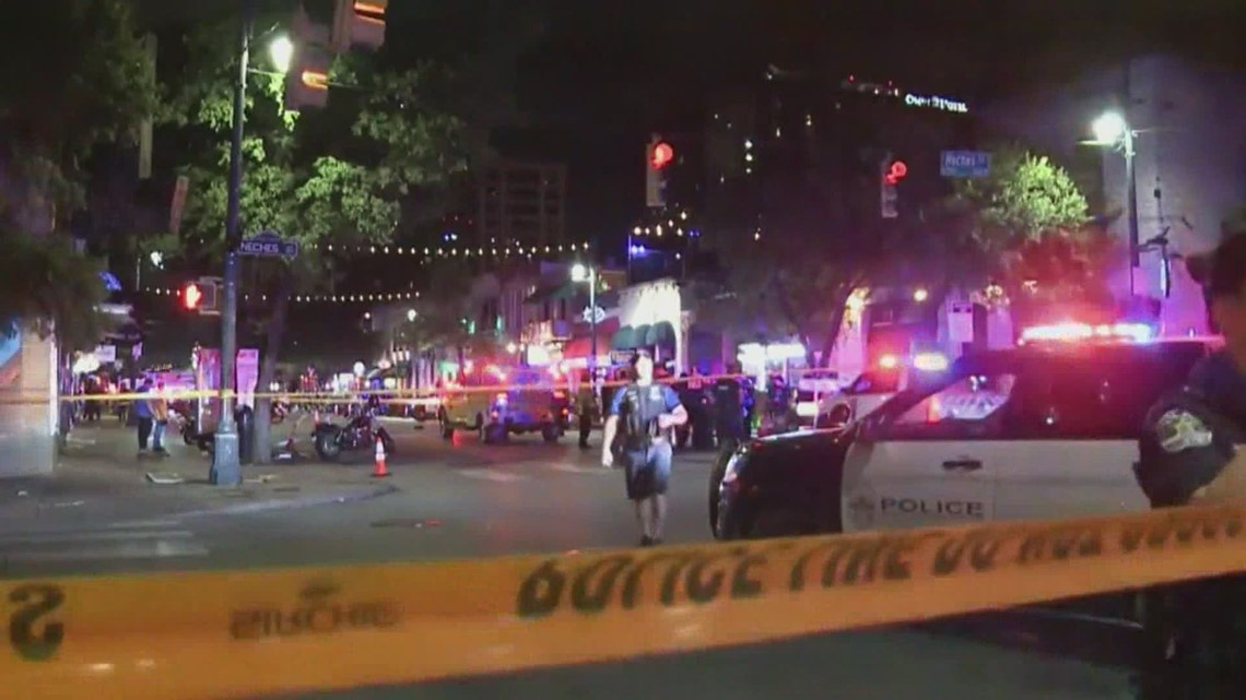 Second suspect arrested from Austin mass shooting on Sixth Street