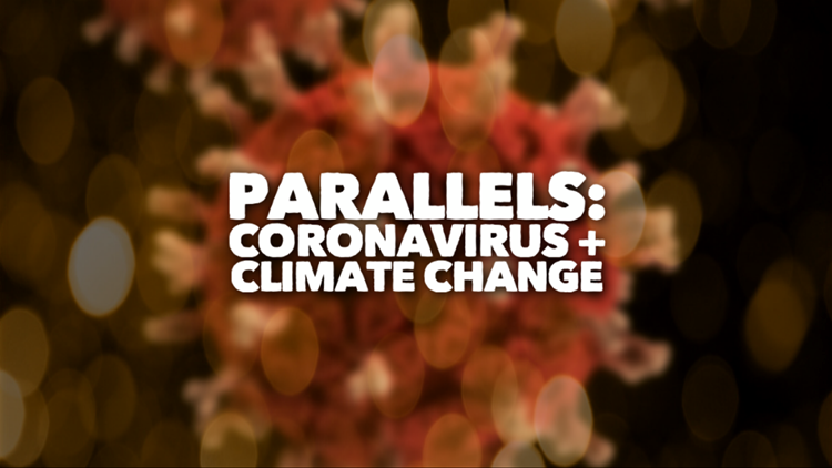 Experts see parallels between coronavirus crisis and climate change