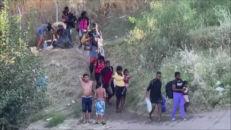 'We're saddened': Haitian-Americans in North Texas react to migrant crisis in Del Rio