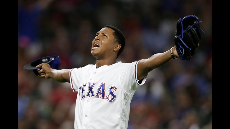 Just when it seemed the Rangers season was about to sink to oblivion, they granted a reprieve by the AL Central
