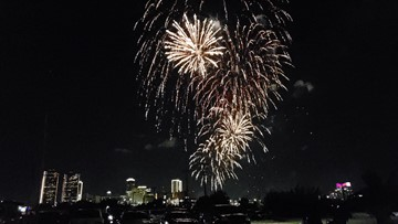 Fireworks, parades and more: Fourth of July celebrations in North Texas