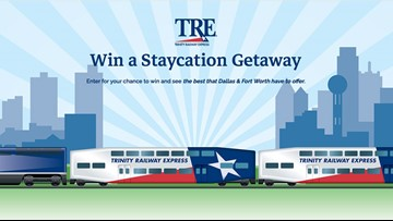Enter to Win a TRE Staycation