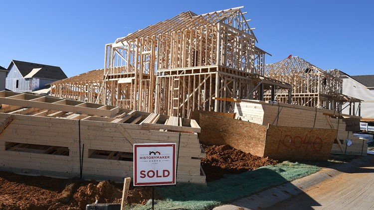 Dallas-Fort Worth new home prices soar to another record