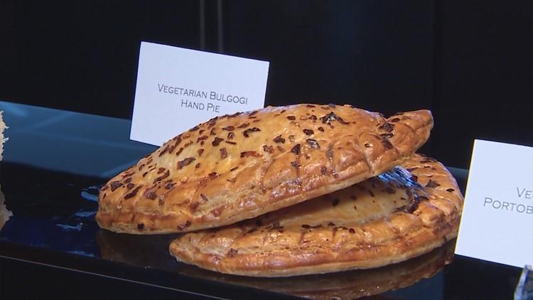 Vegetarian Bulgogi Hand Pie