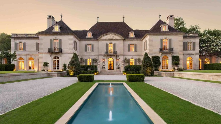 Among the 10 most expensive North Texas properties to hit the market or sell this year, none were listed for less than $11 million.