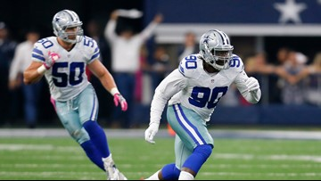 Cowboys All-2010s defense bookended by DeMarcus Ware and DeMarcus Lawrence