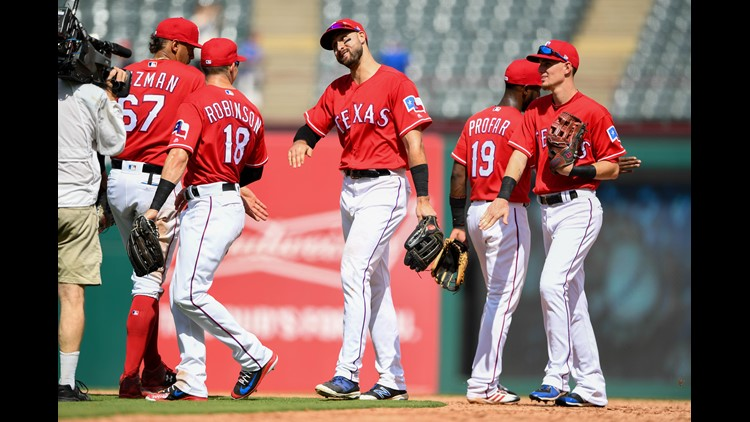 It's a bad time to be facing the Texas Rangers right now as many of their younger hitters are starting to figure things out
