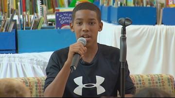 Meet Malachi – the 13-year-old motivational speaker