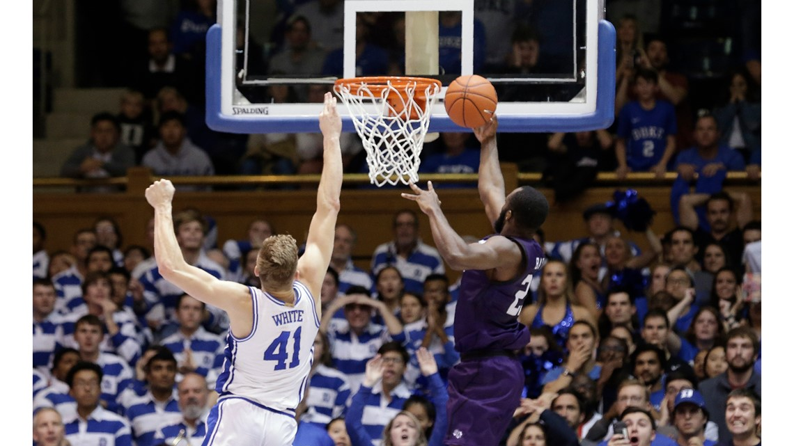 GoFundMe donations spike for SFA player after upset of Duke
