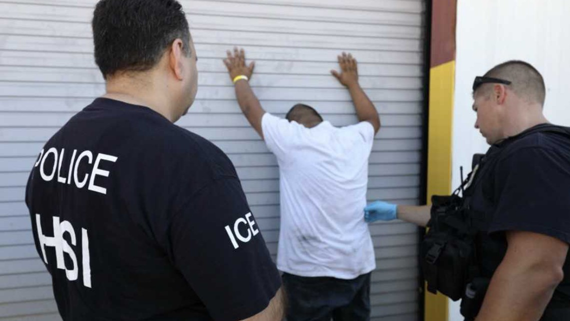 Feds detain 160 undocumented workers after surprise raid at