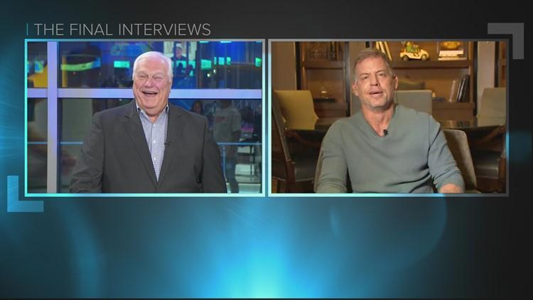 The Final Interviews: Dale Hansen interviews Troy Aikman