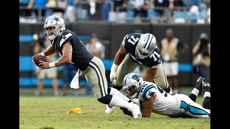 Don't blame a lack of preparation for the Cowboys dud in Week 1, blame a lack of execution