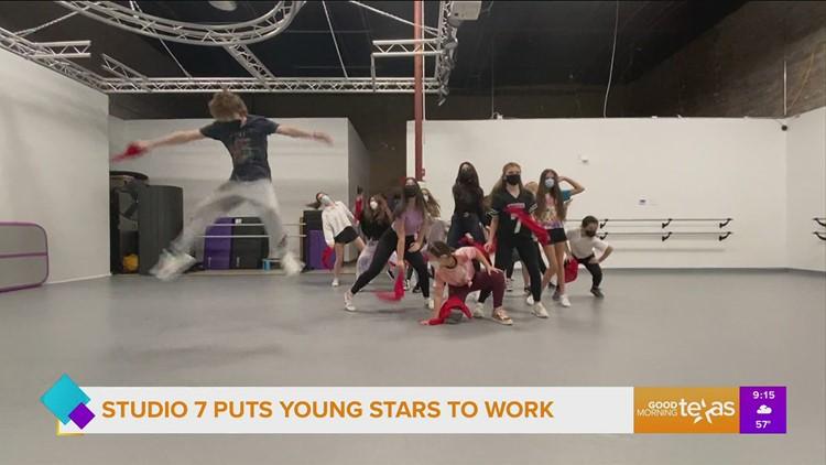 Studio 7 Puts Young Stars to Work