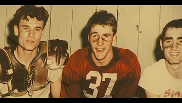 Doak Walker brought into living color on 70th anniversary of Heisman win