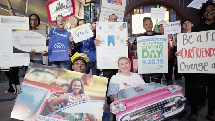 It's North Texas Giving Day: What you need to know
