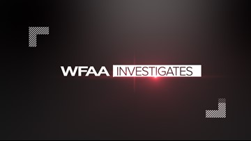 WFAA Investigates: Donations to charities are rising — and thieves have noticed