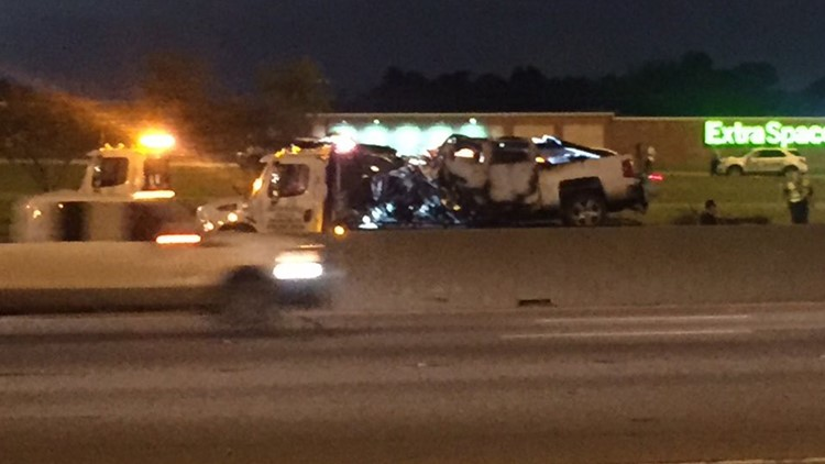 Two dead after wrong way Dallas crash | wfaa com