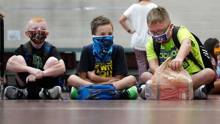 On-again, off-again mask mandates in Texas schools can cause anxiety in kids