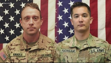 Two U.S. soldiers killed in helicopter crash in Afghanistan