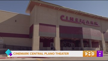 Cool Upgrades at Cinemark Central Plano