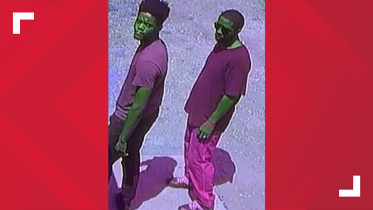 Dallas police seek help identifying shooting suspects