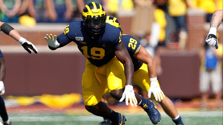 Should the Cowboys go after Michigan defensive end Kwity Paye in the first round of the NFL Draft?