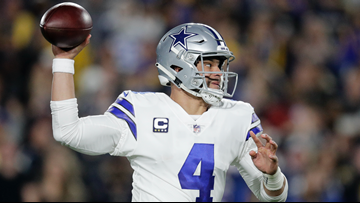 Prescott, Cowboys making progress on contract