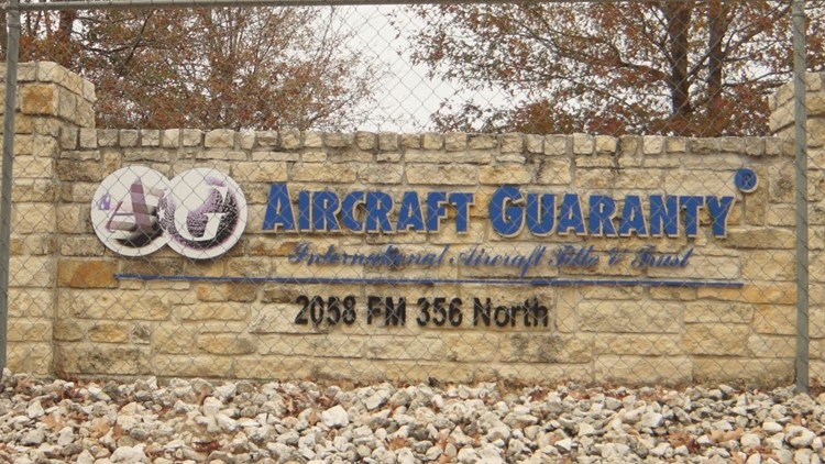 Aircraft Guaranty
