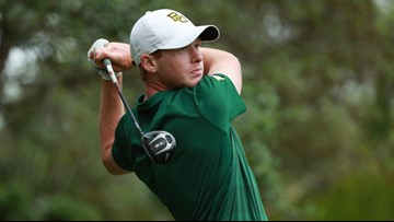 With his mom as his caddie, Baylor golfer Ryan Grider wins Texas Amateur on Father's Day