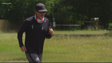 Coach Art Briles is back in Texas: 'I'm thankful to be home'