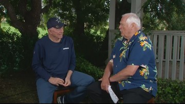 Dale Hansen and Jerry Jones talk Cowboys training camp