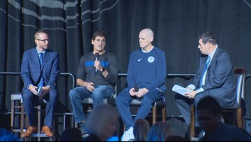 Dallas Mavs team donates to domestic violence shelters after sexual harrasment probe