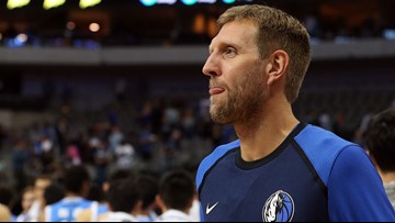 Dirk Nowitzki to miss 'weeks' with lingering ankle injury